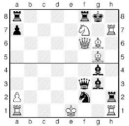 Решение шахматных задач